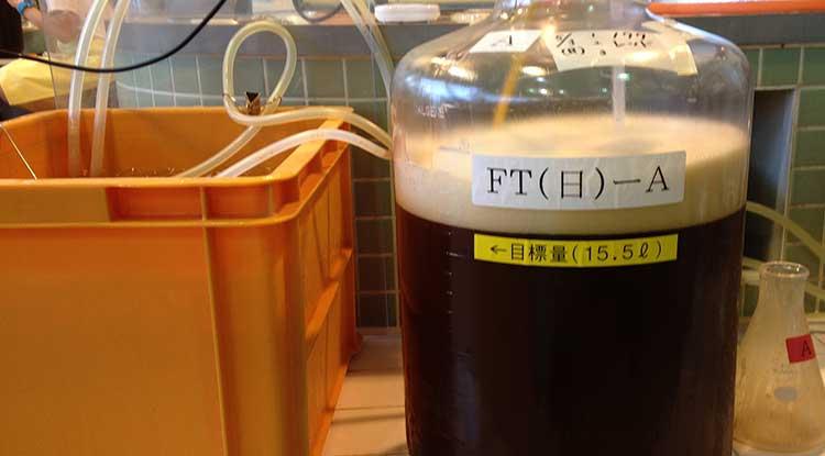 出張だいどこ、キリン横浜工場にてビール作り体験教室