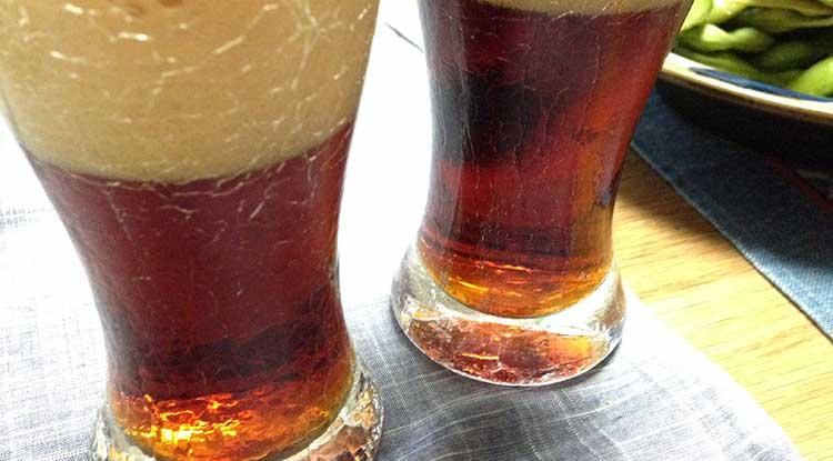 キリン横浜工場・ビール作り体験教室のビールが届いた!