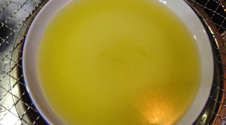 燻製オリーブオイル